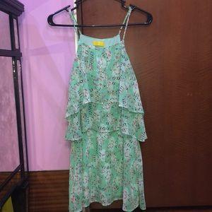 Dee Elle mint green dress